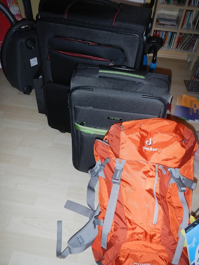 stratic, travelight, Deuter 24
