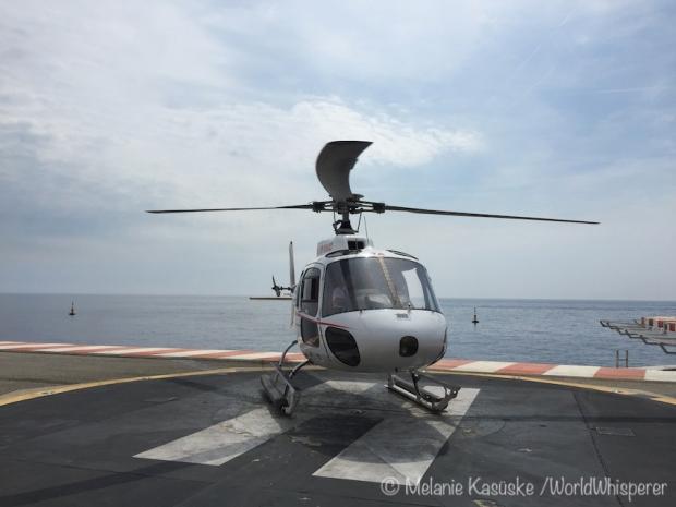 Helikopter Monaco