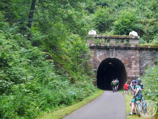alter Eisenbahntunnel