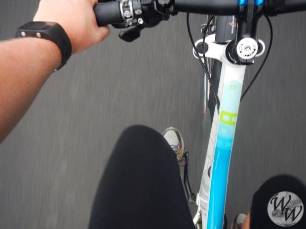 Alles was ich zum Radfahren brauche