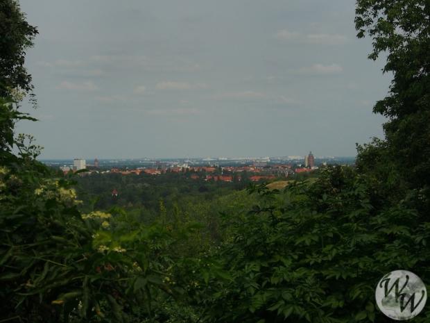 Ausblick vom Teufelsberg