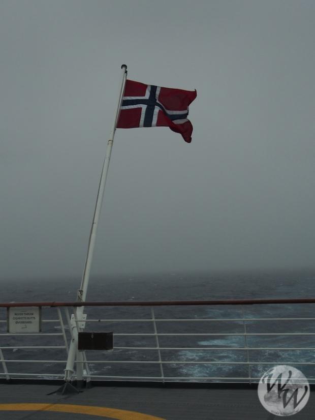 Drake Passage - nicht ganz so wild