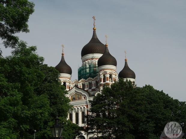 Immer wieder ein Highlight: Die Alexander Newski Kathedrale