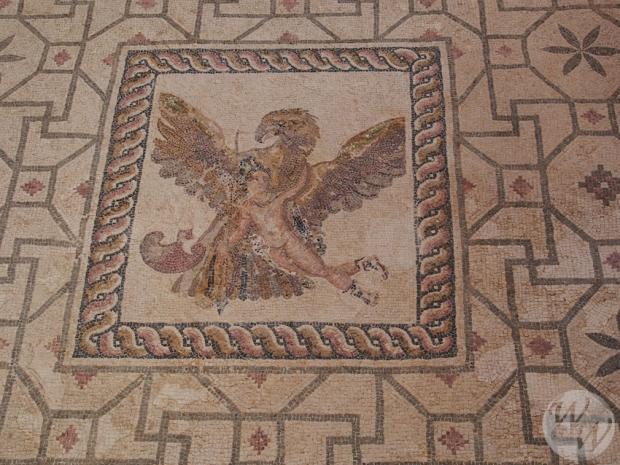 Mosaike im Haus des Dionysos