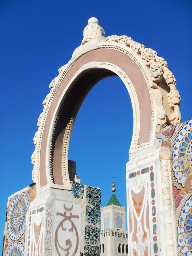 In Tunis gibt es einige schöne Ecken. Und friedlich ist es auch.
