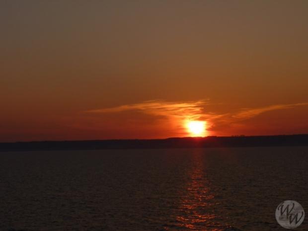 Wir sehen alle den gleichen Sonnenuntergang